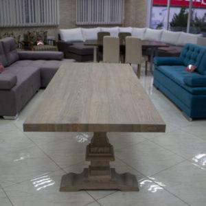 table de qualité pour la cuisine à partir de chêne
