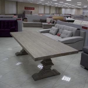 Fabrication de tables à manger