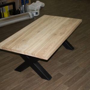 table basse en chêne moderne uk