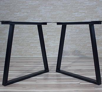 legs for table 10 Production de pieds de tables en acier et en bois