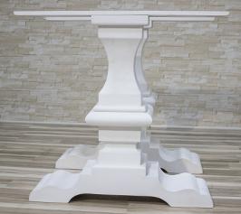 Wooden legs mbs 2 Production de pieds de tables en acier et en bois