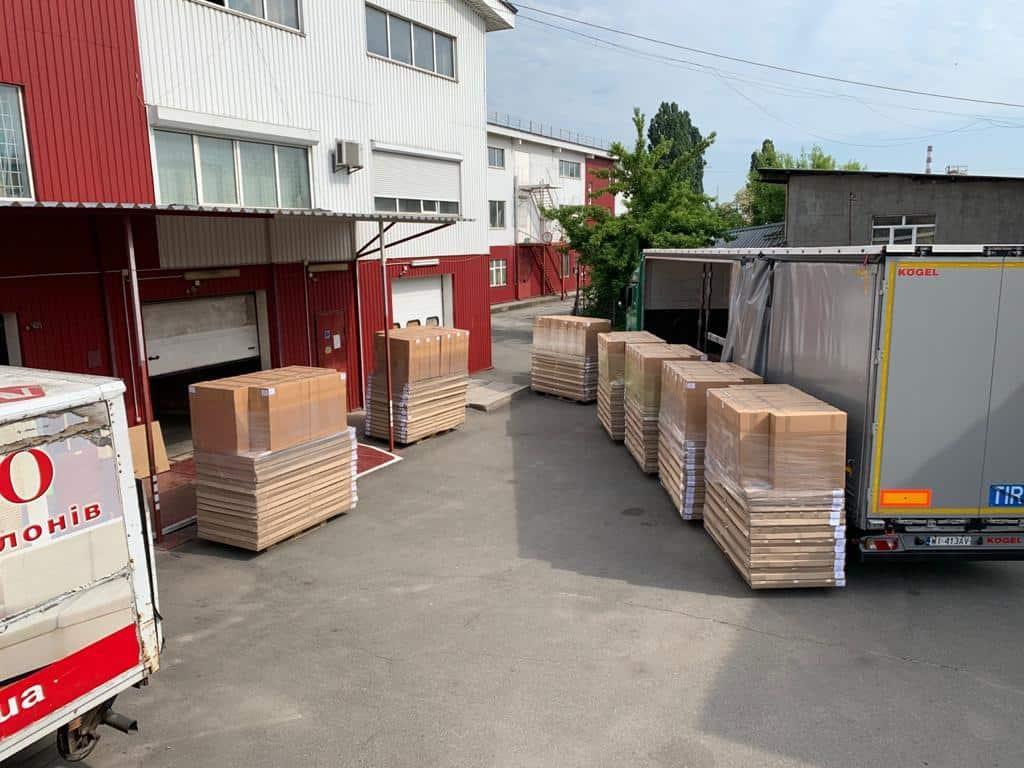 production de transport