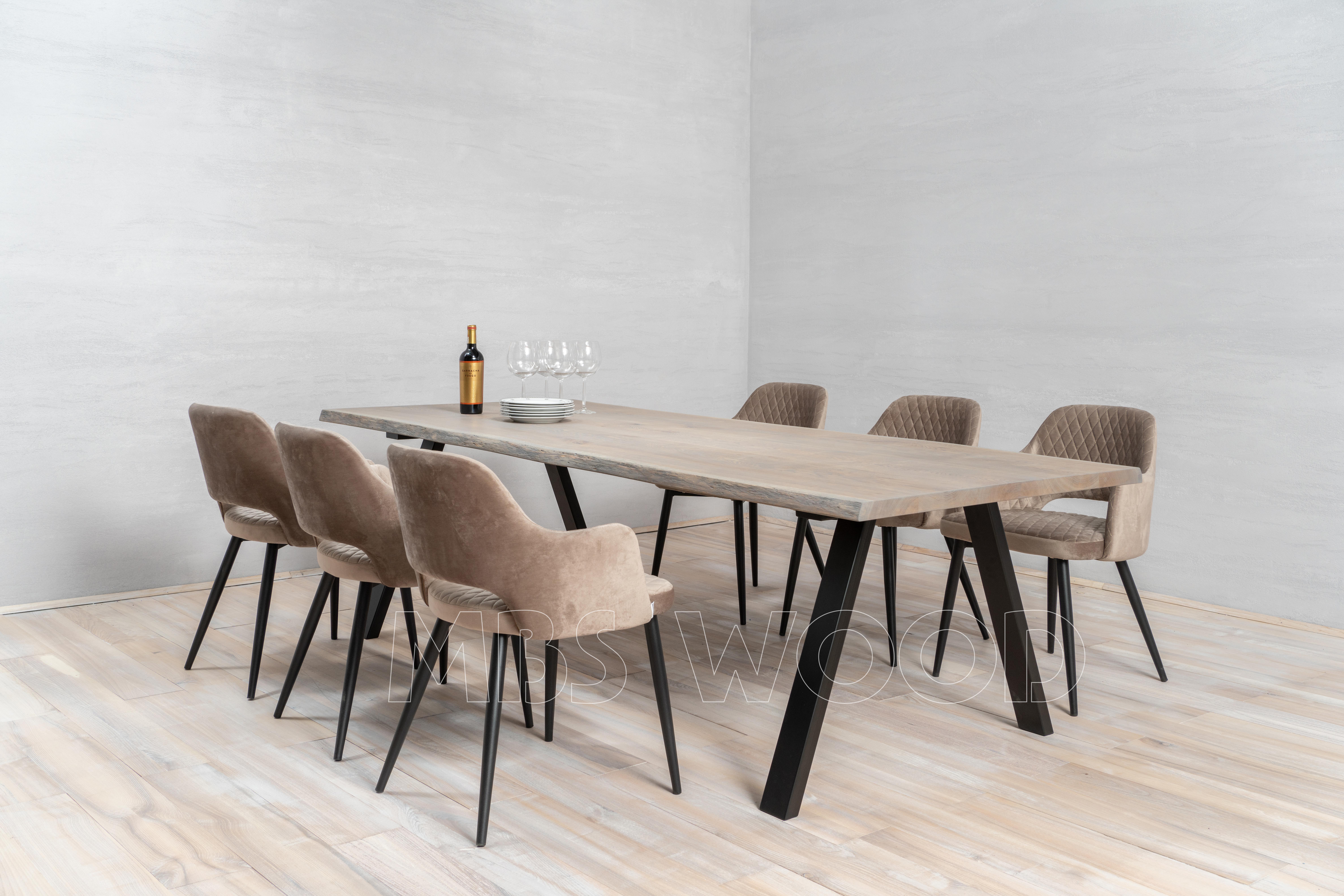 belles tables à manger en chêne mbswood.com
