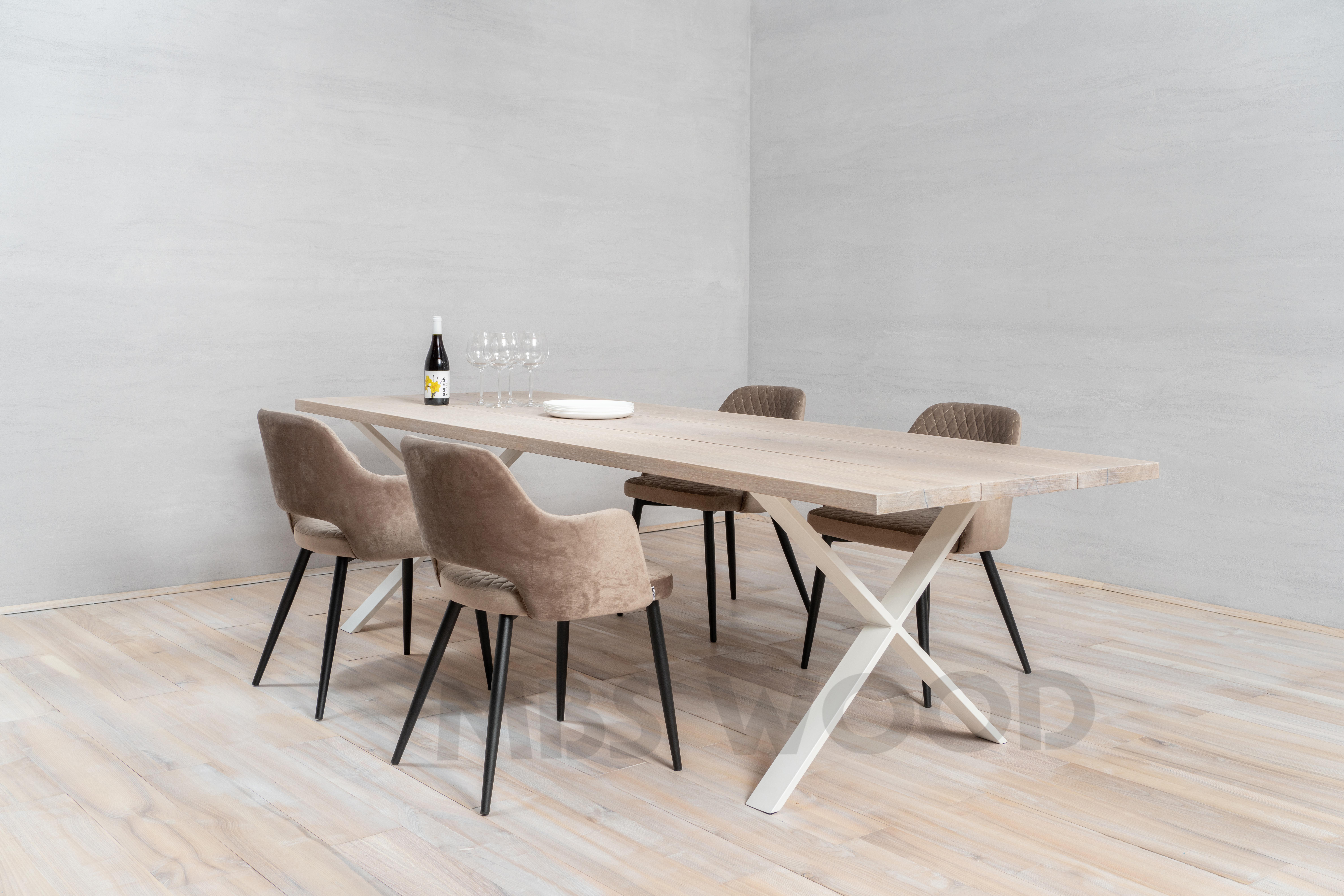 tables en chêne