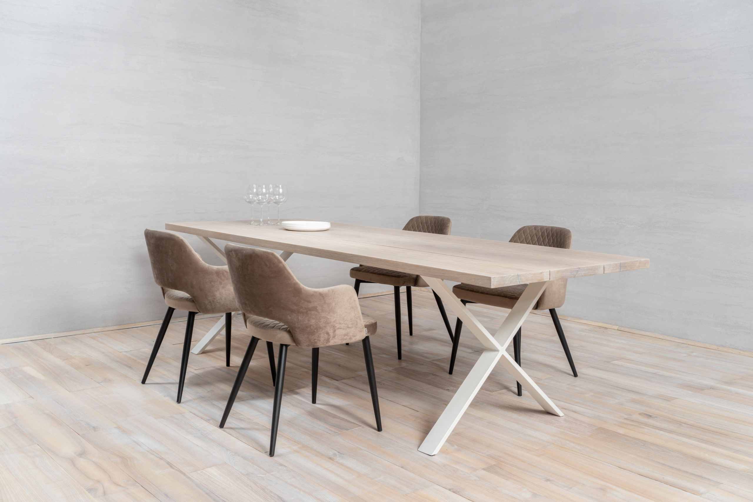 Oak TableTops 3 planks