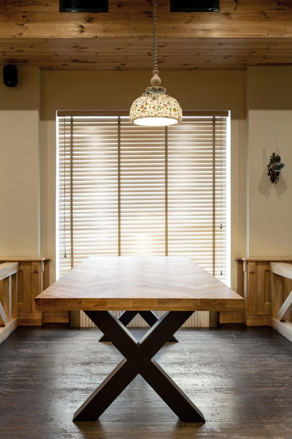 dessus de table en bois non fini à vendre