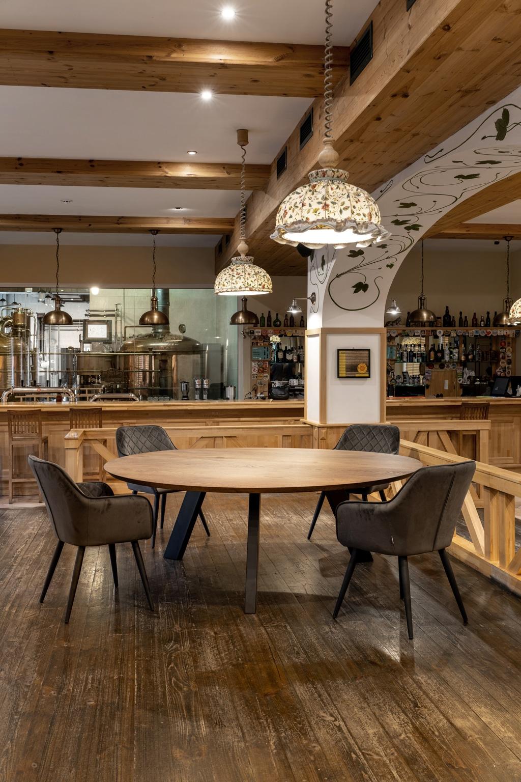 tables en bois sur mesure