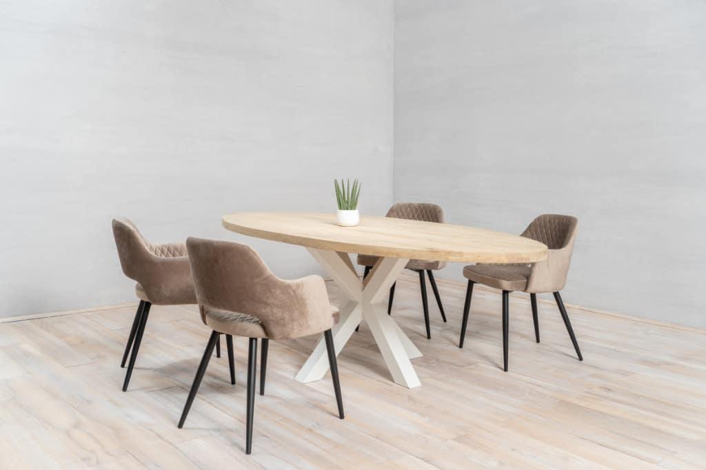 table de cuisine en bois de bricolage