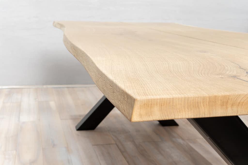 dessus de table en bois