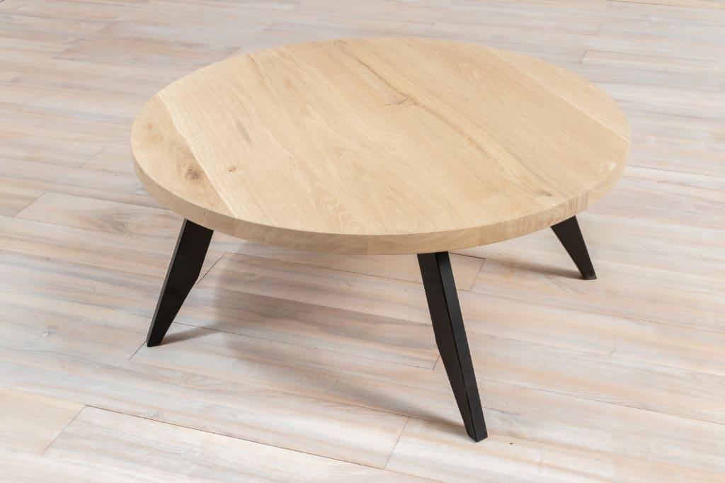 comment finir un plateau de table